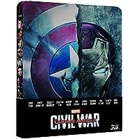 Captain America - Civil War (Blu-Ray 3D + Blu-Ray Disc - Steelbook);Captain America - Civil War