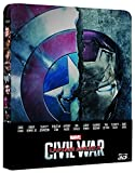 Captain America - Civil War (Blu-Ray 3D + Blu-Ray Disc - Steelbook);Captain America - Civil War [Italia] [Blu-ray]