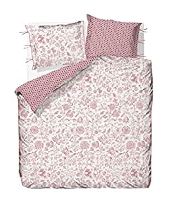 pip studio 41 bettw sche design buttons up farbe pink 155x220 80x80 k che haushalt. Black Bedroom Furniture Sets. Home Design Ideas