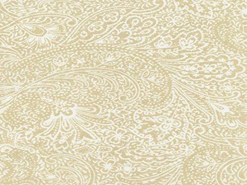 Timeless Treasures Paisley Coupons de tissu en popeline raphia – par mètre + sans Minerva Crafts Craft Guide