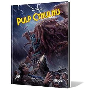 Edge Entertainment-La Llamada Pulp Cthulhu, Color (EECHCT06)