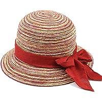 NJ Sombrero- Sombrero de Sun Sun Female Sun Protección Solar UV Summer d8eaf73d08c