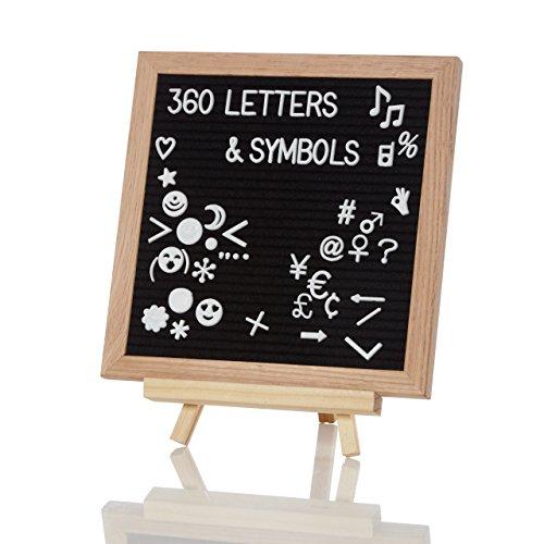 Lumaland Tablero Letras Intercambiables Retro emoticones