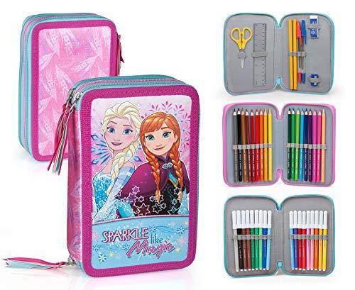 Disney Frozen 50534 Estuche 3 bisagras
