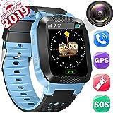 Smartwatch per bambini, localizzatore GPS, orologio per macchina fotografica,...