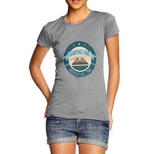 -Shirt Gr. X-Large, hellgrau ()