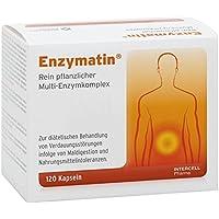 ENZYMATIN Kapseln, 60 St preisvergleich bei billige-tabletten.eu