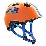 Scott Chomp 2 Fahrrad Kinder Helm Einheitsgröße 46-52cm orange 2016