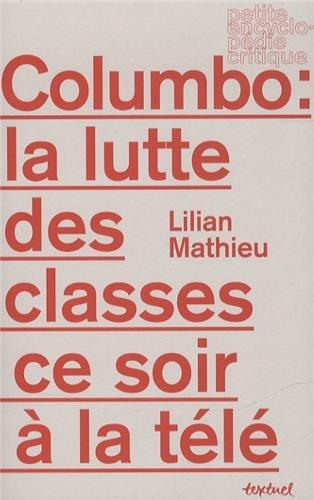 Columbo, la lutte des classes ce soir à la télé par Lilian Mathieu