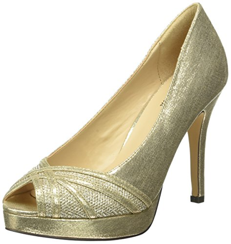 Paco Mena Damen Ibaizabal Pumps Gold (Sand)