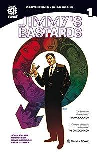 Jimmy's Bastards nº 01 par Garth Ennis