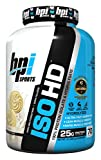 Bpi Sports Iso Hd 100% Protein Isolate And Hydrolysate (2.3Kg, Vanilla)