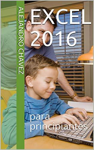 Excel 2016:  para principiantes