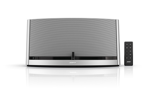 Bose Sounddock Iphone (Bose ® SoundDock 10 2.0 Bluetooth Lautsprecher mit Dock für Apple iPod/iPhone)