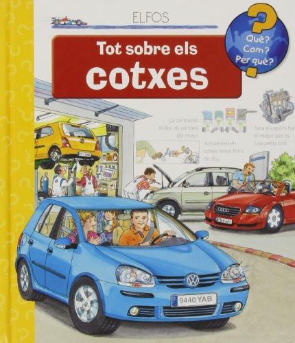 Portada del libro QuŠ?... Tot sobre els cotxes (Què?...)