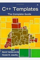 [(C++ Templates: The Complete Guide )] [Author: David Vandevoorde] [Nov-2002] Hardcover