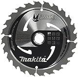 Aparoli Makita B-32007 Mak-Force - Lama per sega circolare, 165mm, per seghe a mano e da tavolo