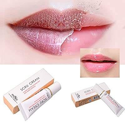 ROPALIA Propolis Lip Exfoliator Gel Remove Dead Skin Repair Lip Plumper Scrub by ROPALIA