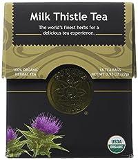 Milk Thistle Tea - Organic Herbs - 18 Bleach Free Tea Bags