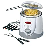 Clatronic FFR 2916 Fondue-Fritteuse 2in1
