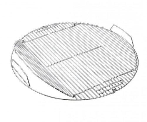 RÖSLE Grillrost, Edelstahl 18/10, Ø 60 cm, passend für RÖSLE Grills F60/F60 AIR, klappbarer Grillrost, spülmaschinengeeignet