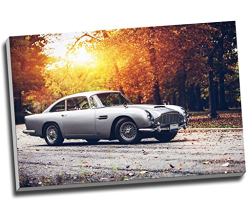 aston-martin-db5-classic-car-canvas-print-wall-art-picture-canvas-prints-large-a1-30-x-20-inches-762