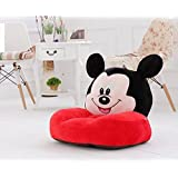 Trendy Kids Cool Plush Sofa For Kids To Have There Own Sitting Spot Anywhere In House Best Gift For Kids (Mickey Mouse Baby Sofa Chair)