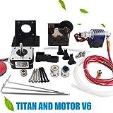 1 Set Titan Extruder + Stepper Motor + v6 Kit für 1,75 3D Drucker Teil