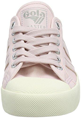 Gola Coaster Blossom/Off White, Baskets Femme Rose (Blossom/off White Kw)