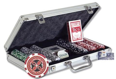 MALLETTE UPC (Ultimate Poker Chips): 300