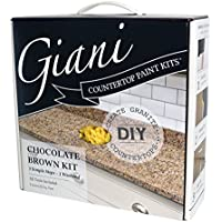 Giani FG-GI CH BR KIT Countertop Paint - Chocolate Brown