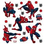 AG-Design-DKs-1090-Wall-Sticker-Disney-Autoadesivo-Carta-Multicolor-30-x-30-cm