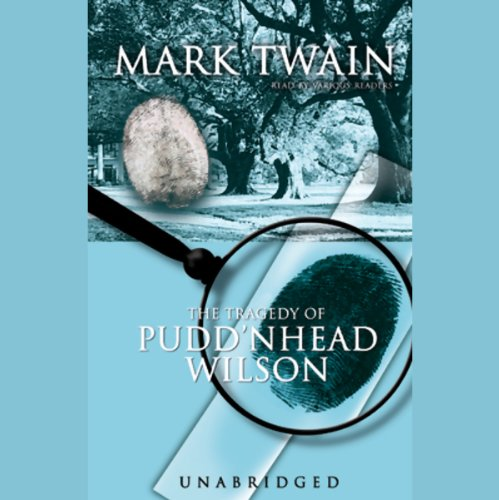 The Tragedy of Pudd'nhead Wilson  Audiolibri