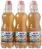 Hipp Multifrucht mit stillem Mineralwasser, 6er Pack (6 x 300 ml) – Bio - 5