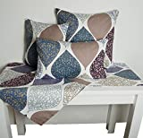 beties Momente XL Tischläufer ca. 40x220 cm in interessanter Größenauswahl hochwertig & angenehm 100% Baumwolle Farbe Hortensie - 2