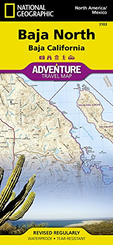 baja-california-north-national-geographic-adventure-map-adventure-map-numbered