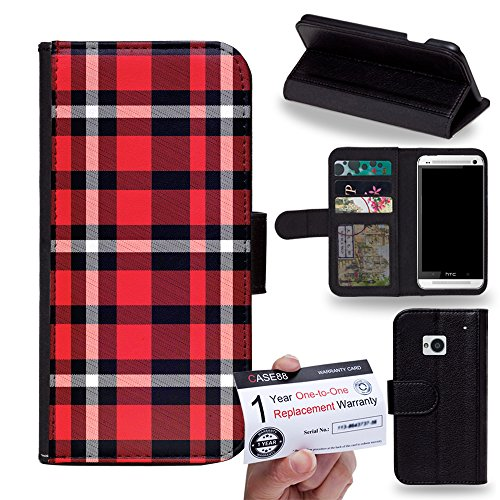 case88-htc-one-m7-flip-case-with-stand-credit-card-holder-magnetic-closure-stewart-pattern-dse0125