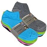 10 bis 100 Paar Sneaker Socken Baumwolle Damen & Herren
