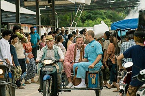 Der Hunderteinjährige, der die Rechnung nicht bezahlte und verschwand [Blu-ray]: Alle Infos bei Amazon