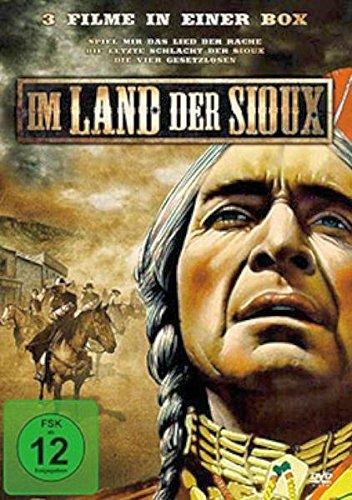 Spiel mir das Lied der Rache - Die letzte Schlacht der Sioux - Die vier Gesetzlosen