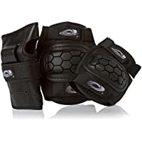 Osprey Children's Skate BMX - 6pc Knee, Elbow and Wrist Protective Set