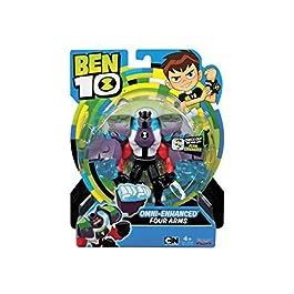 Ben 10 – Action Figure – Genitore