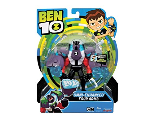 Ben 10 Omni Enhanced Four Arms - Action Figures