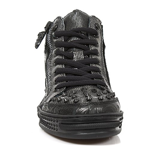 Rock Black M s3 ps039 Steel New 7SHpacWH