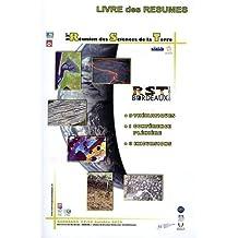 23e Réunion des Sciences de la Terre : 25-29 octobre 2010 Bordeaux