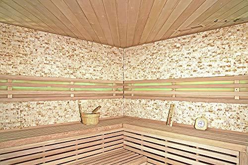 Home Deluxe - Traditionelle Sauna - Skyline XL BIG
