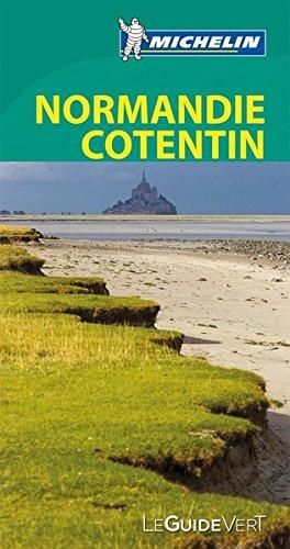 michelin-le-guide-vert-normandie-cotentin-michelin-grune-reisefuhrer