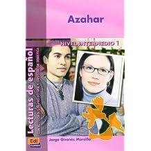 Azahar (Lecturas de español para jóvenes y adult)