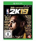 NBA 2K19 20th Anniversary Edition - Xbox One [Edizione: Germania]