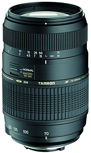 Nikon , Standard Packaging : Tamron Auto Focus 70-300mm F/4.0-5.6 Di Ld Macro Zoom Lens With Built In Motor For Nikon Digital Slr (model A17nii)